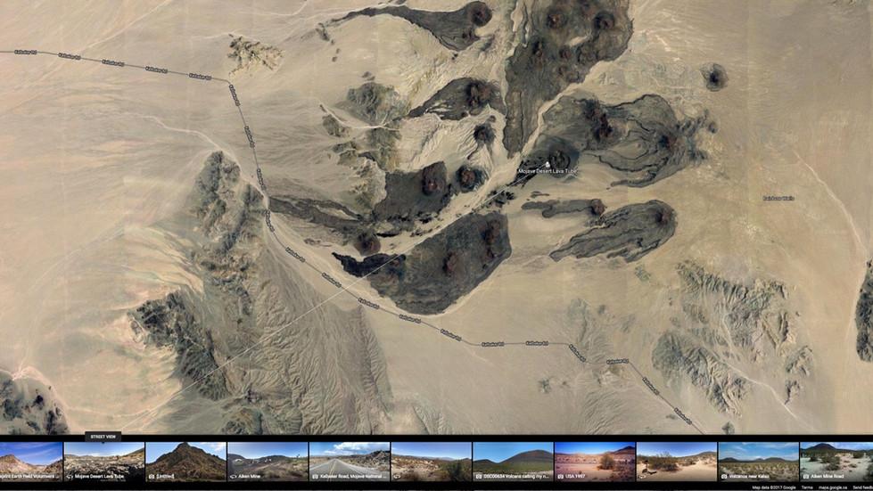 Mojave National Preserve/ Lava Tube