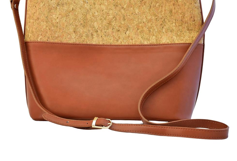 Natalie Tote Cork Bag