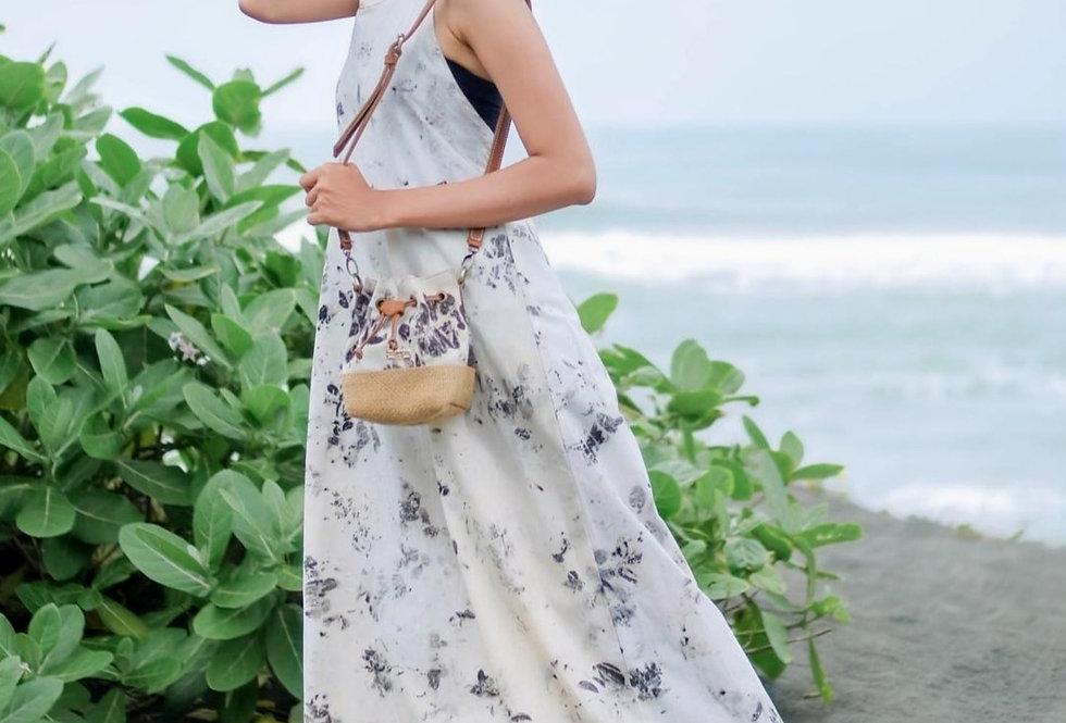 Grace Eco Print Dress