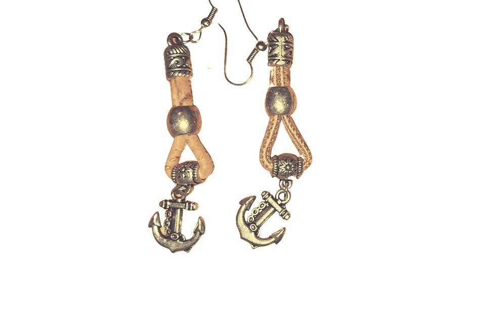Cork Earrings CE 2