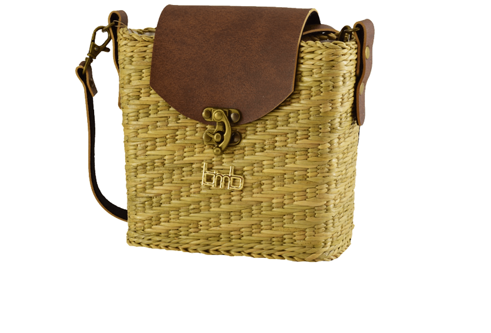 Irene Bamboo Bag