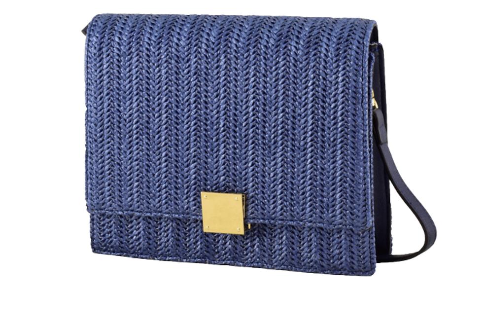 Jane Straw Bag