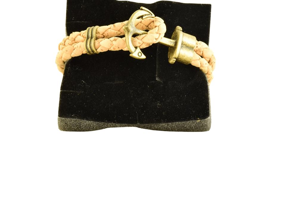 Men Cork Bracelet MCB 2