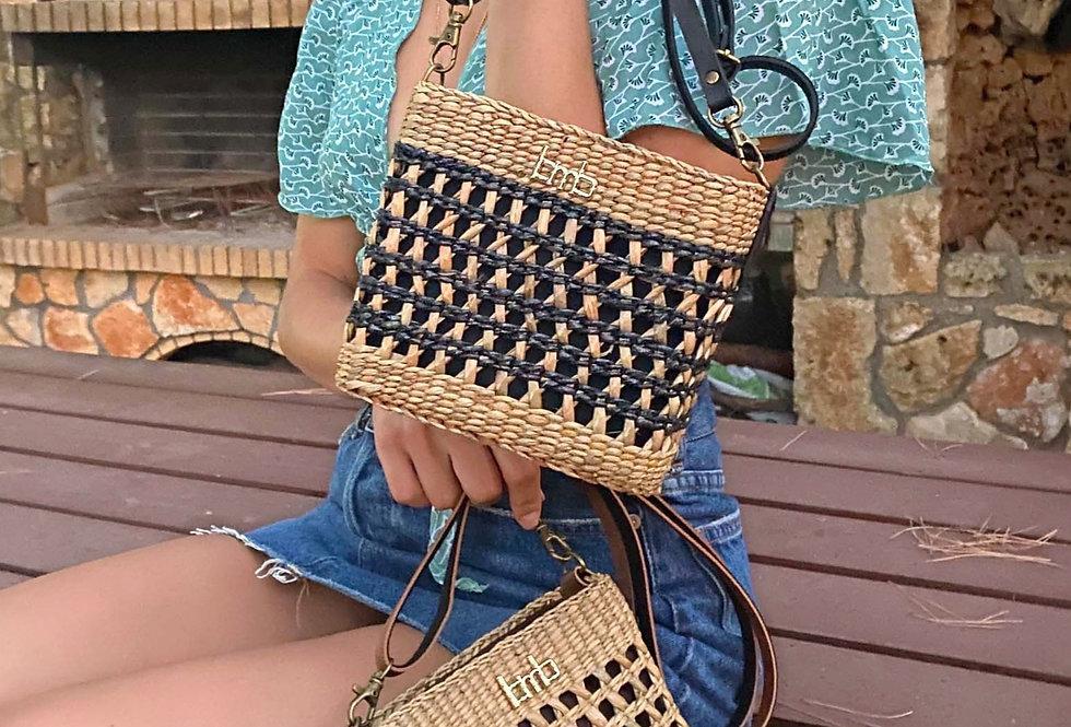 Irene Net Bamboo Bag