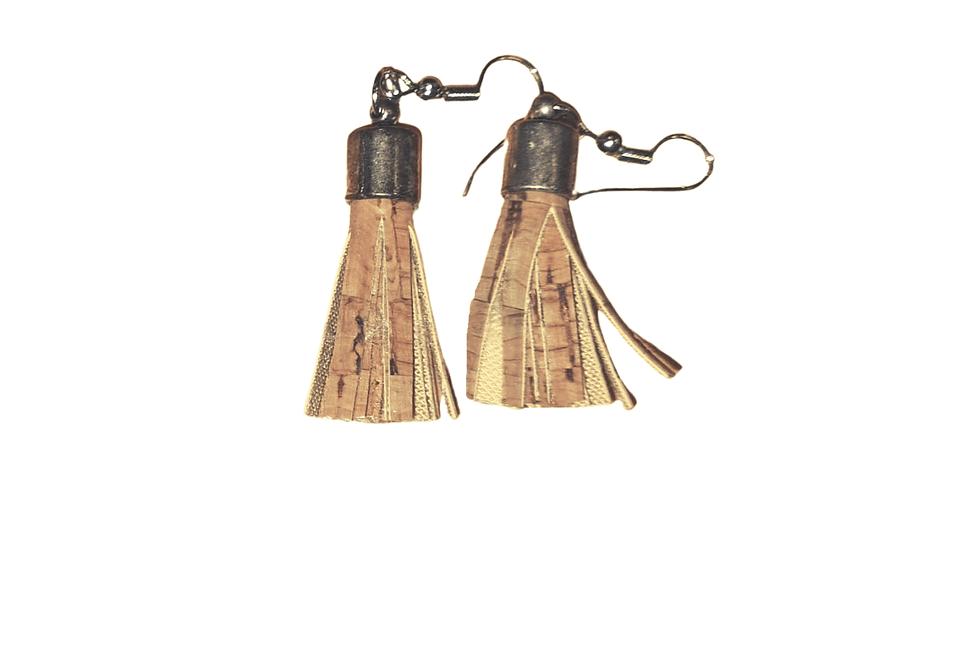 Cork Earrings CE 1