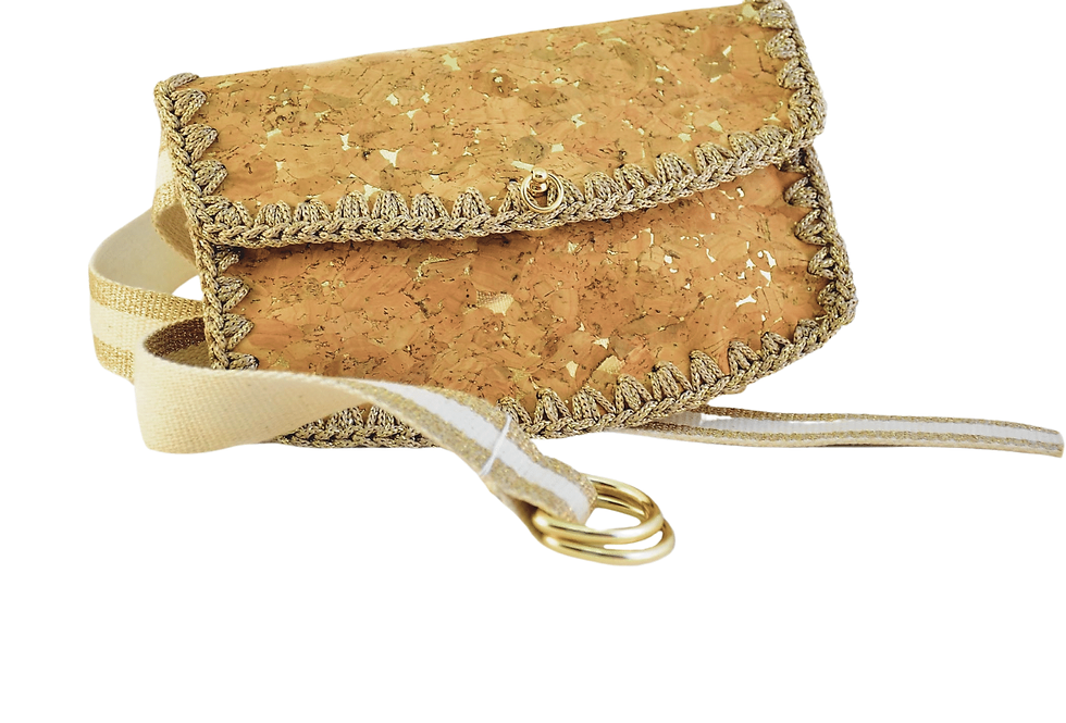 Susan Belt Cork  Bag