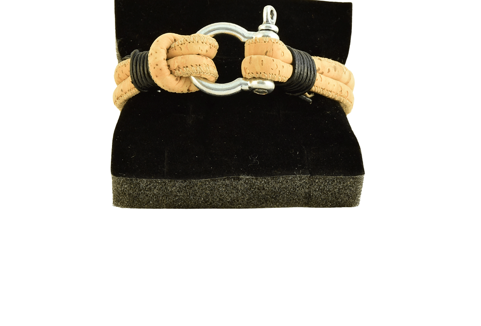 Men Cork Bracelet MCB 1
