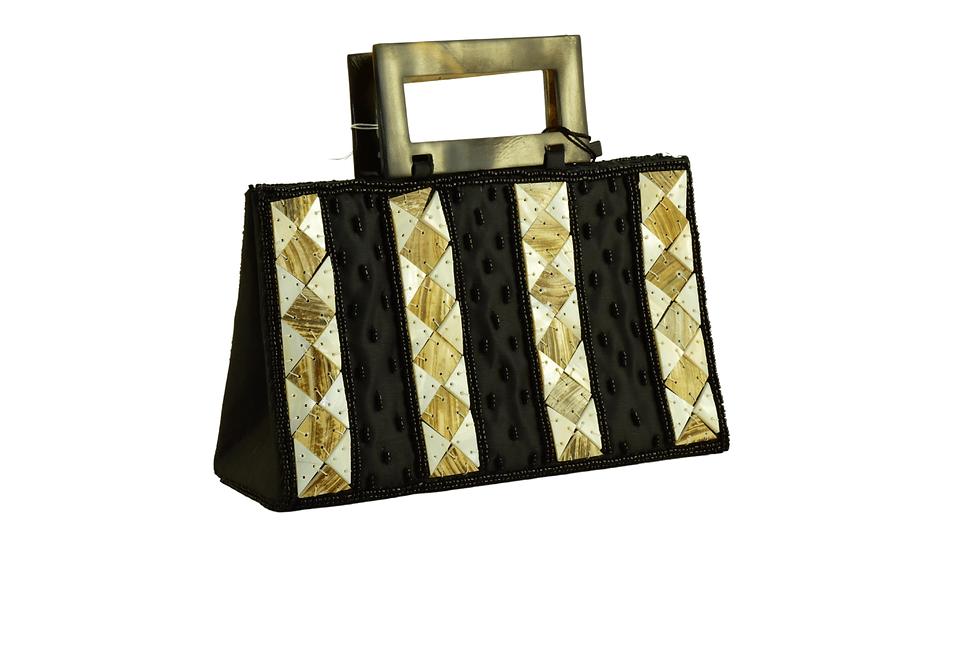 Pearl Diamond Mini Bag