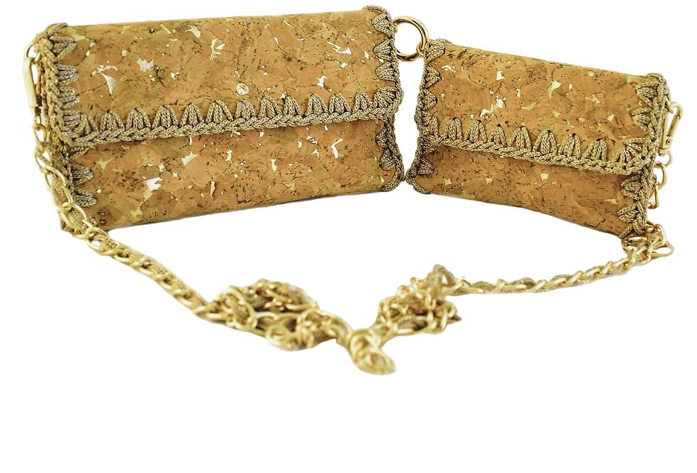 Keity Polymorphic Belt Cork  Bag
