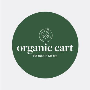 Organic Cart Produce Store