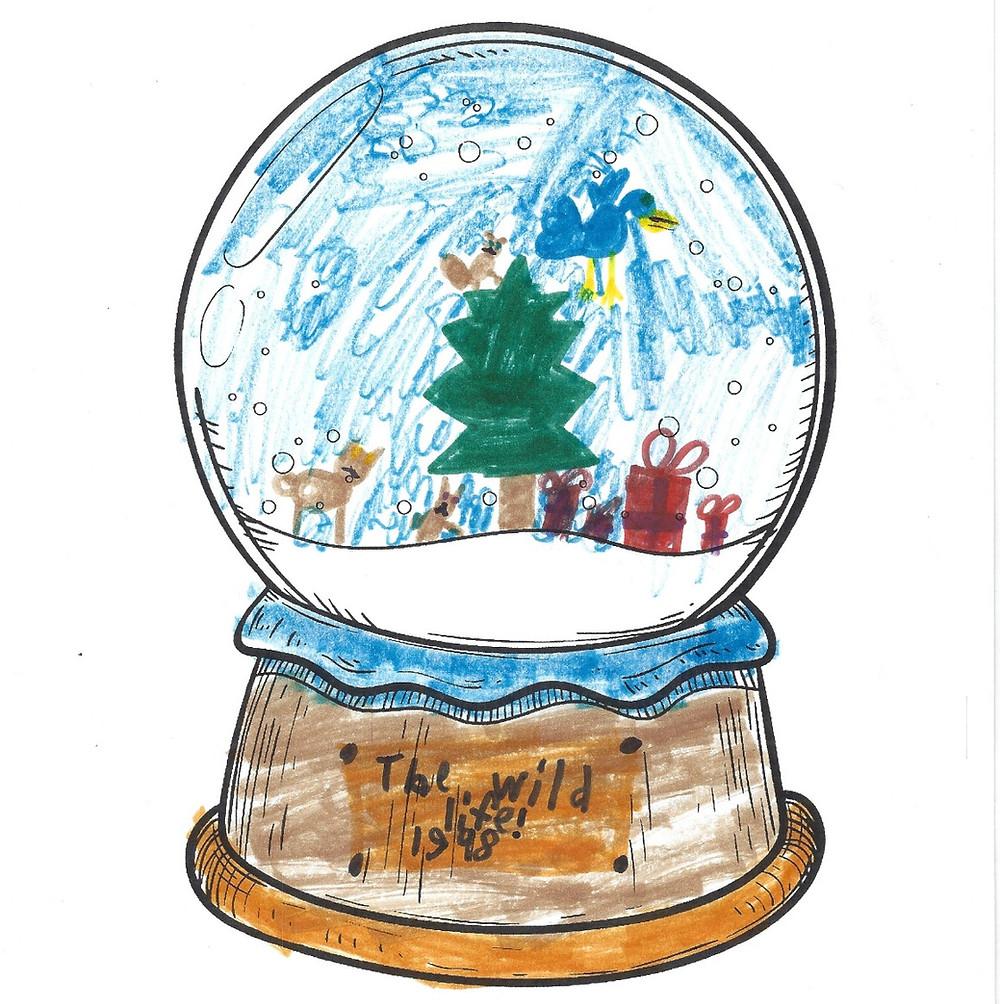 Aiyana's Snow Globe