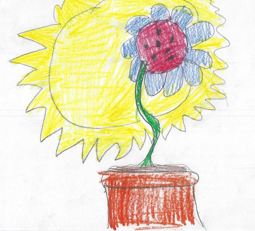 Christian's Spring Flower
