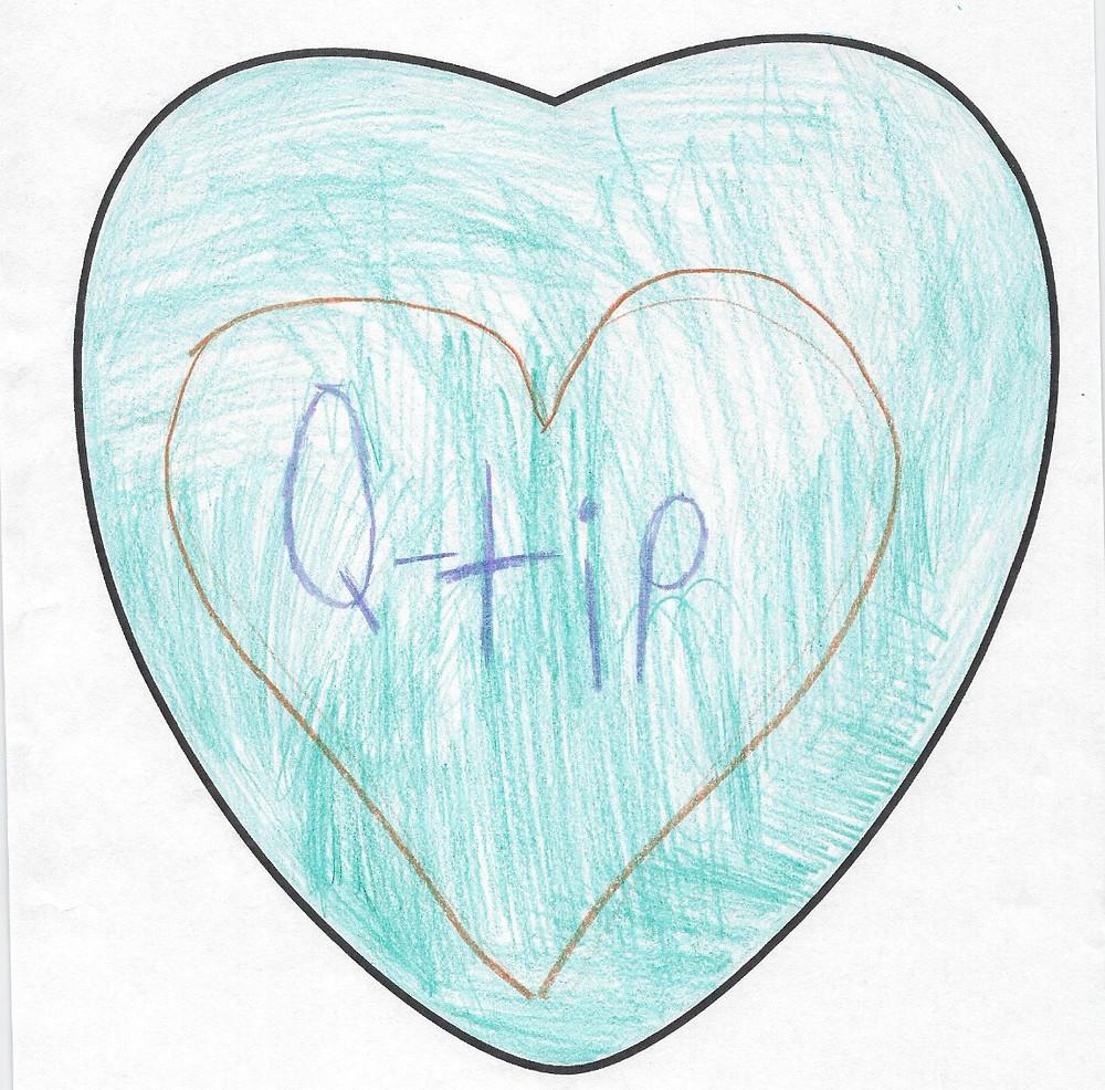 Quentin's Conversation Heart