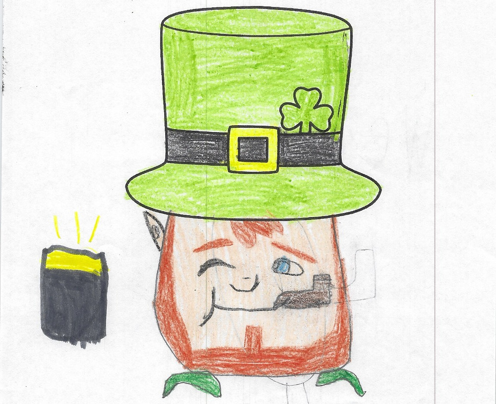 Weston's Leprechaun