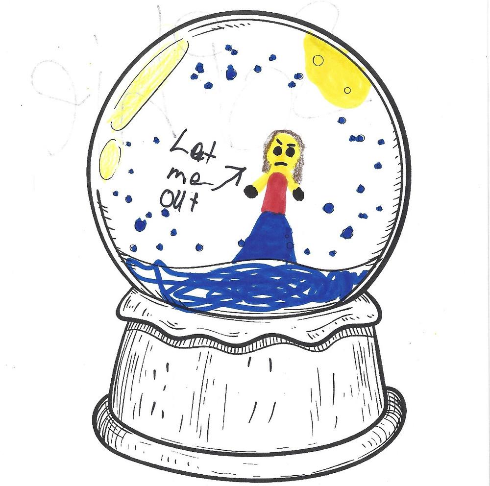 Sophie's Snow Globe