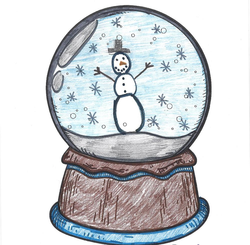 NaShayla's Snow Globe