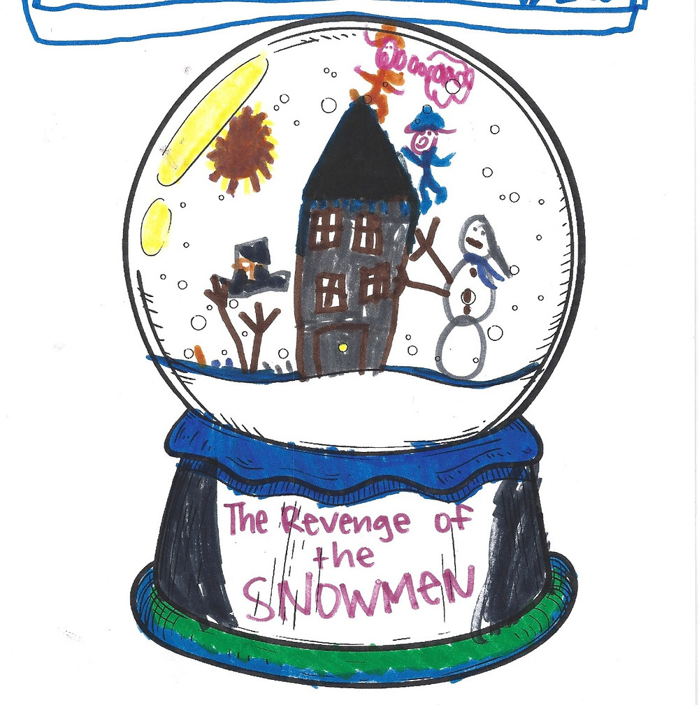 Bentlea's Snow Globe