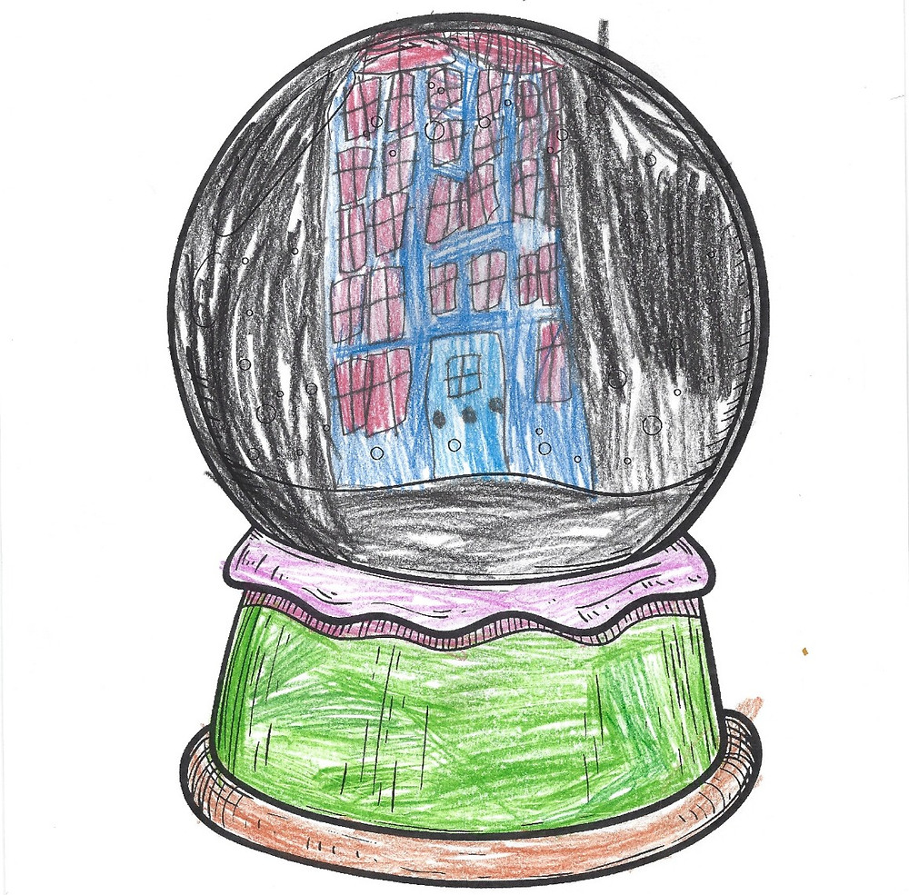 Amelia's Snow Globe