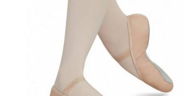 Toddler- Capezio Leather Ballet Slipper