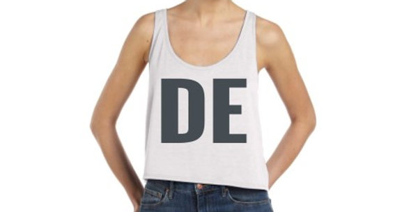 Dancers Edge Crop Tank