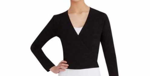 Adult- Basic Wrap Sweater