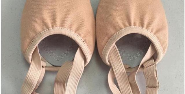 Canvas Turning Shoe