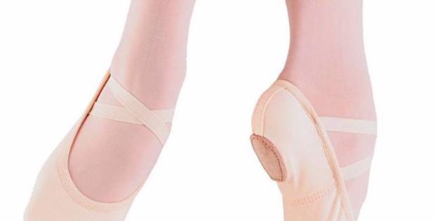 Canvas Ballet Slipper- Adult