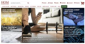 Hom Furniture blog