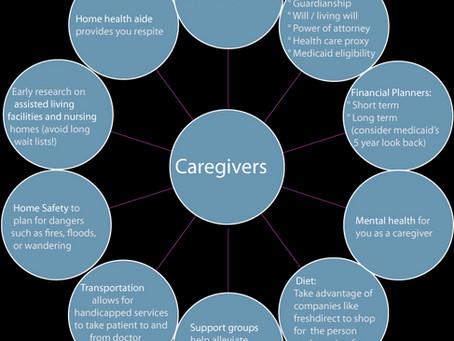 CareGround.com: A new online resource for caregivers: