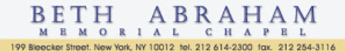Beth Abraham Funeral Home