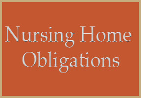 Bedsores & Nursing Home Obligations