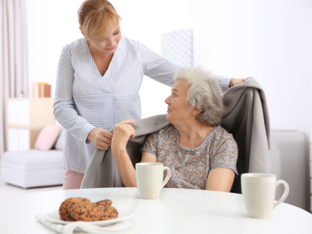 Medicaid isn't just for Nursing Homes: #Homecare