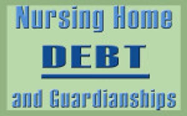 Nursing Home Debt