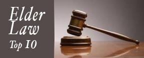 Top 10 Elder Law decisions of 2016