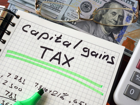 5 Things to Know to Reduce Your Tax on Capital Gains
