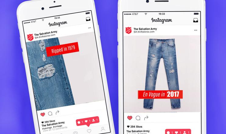 Instagram: Salvation Army