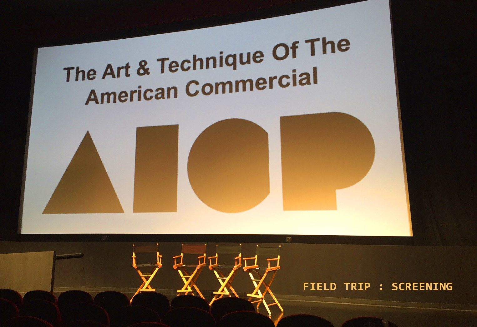 Awards Show Reel: Field Trip