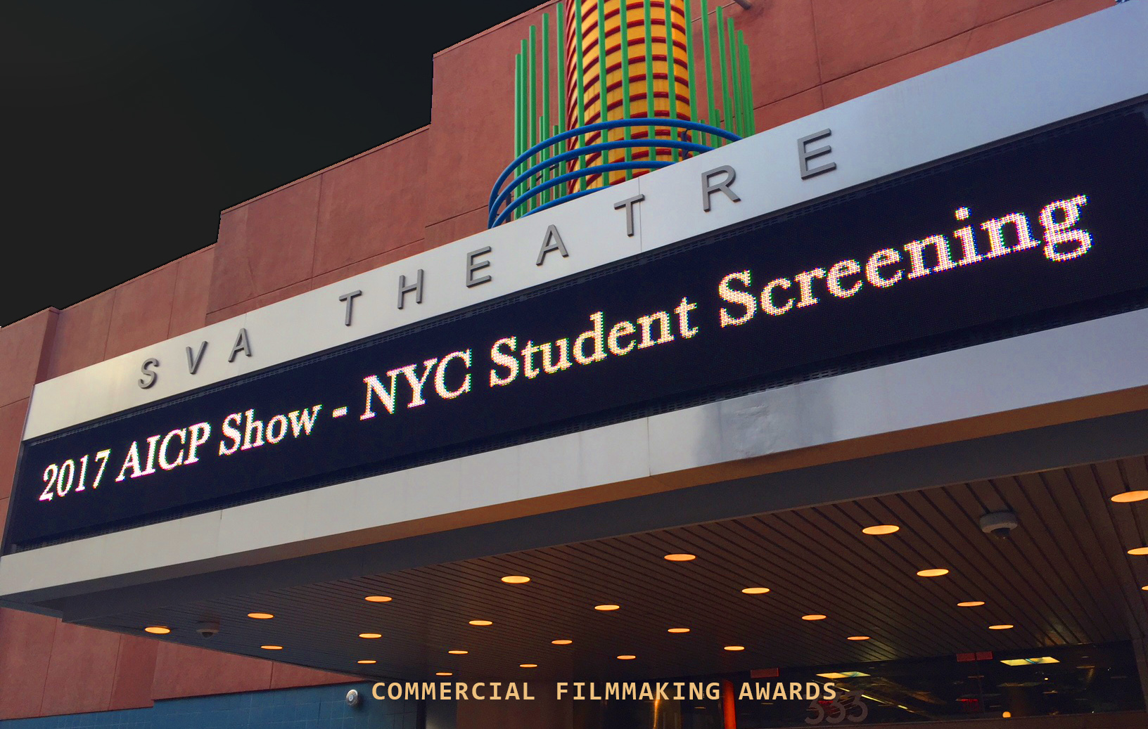 AICP Student Award Show