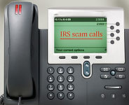 IRS Tax Phone Scams