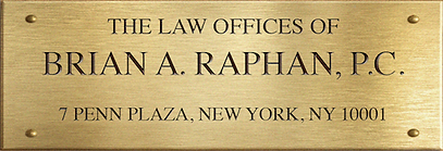 Brian Raphan, Brian A. Raphan, PC