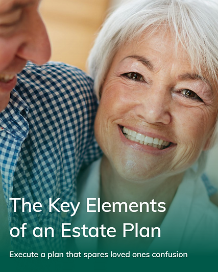 Free Estate Planning Booklet