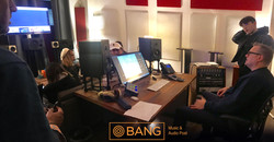 Field Trip: BANG. Music & Audio Post