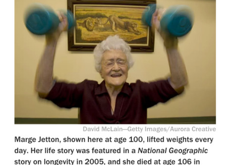 Article: Should You Save Enough to Live to 100?