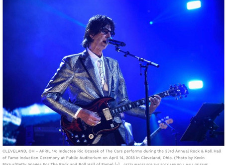 An Estate Fight May Be Coming Over Ric Ocasek's Estate