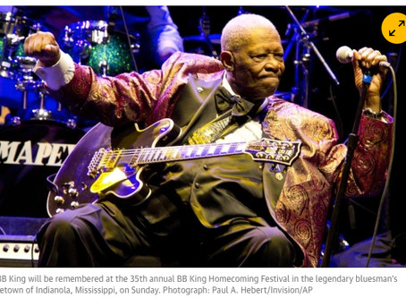 BB King heirs to challenge his Will and actions of manager