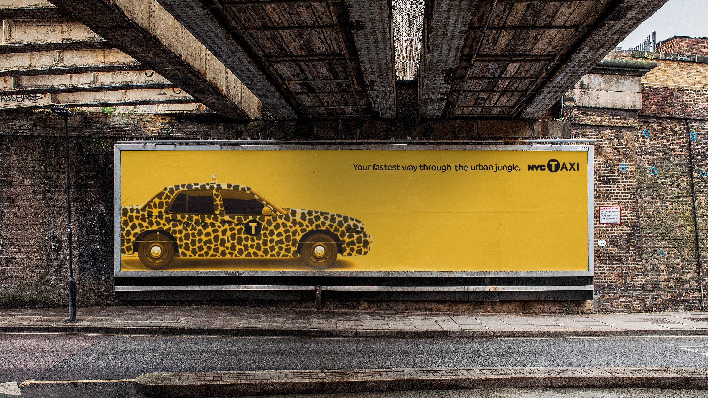 Billboard - NYC Taxi