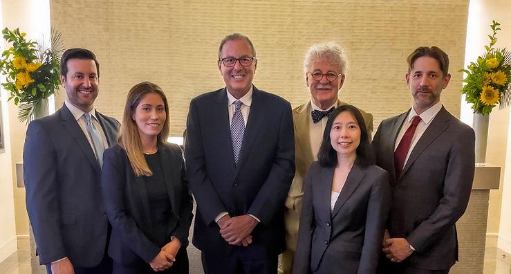 Raphan Law Partners, Brian Raphan, Jeffrey Abrandt, Matthew Raphan