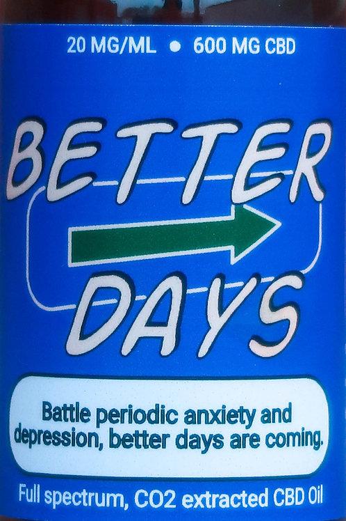 Better Days MCT Oil