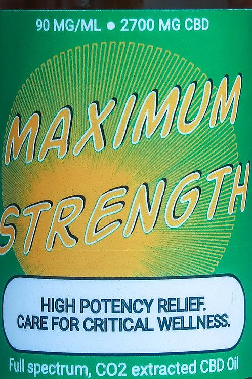 Maximum Strength MCT Oil