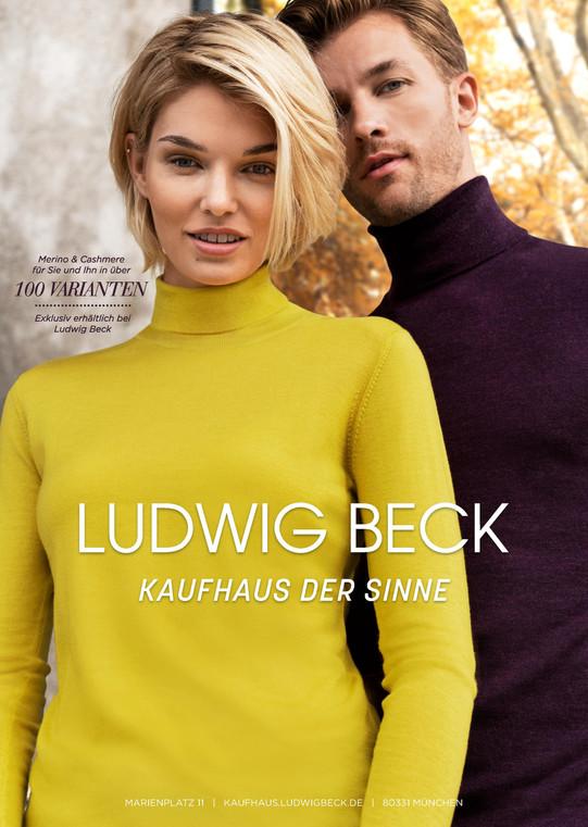 Ludwig Beck Kundenmagazin